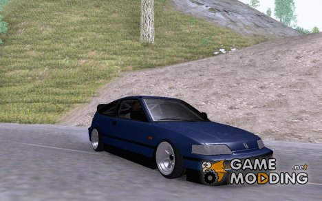 Honda CRX Stock for GTA San Andreas