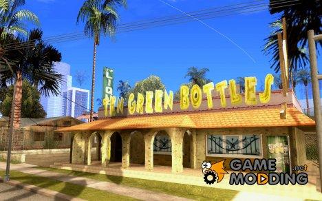 Новый бар в Гантоне для GTA San Andreas