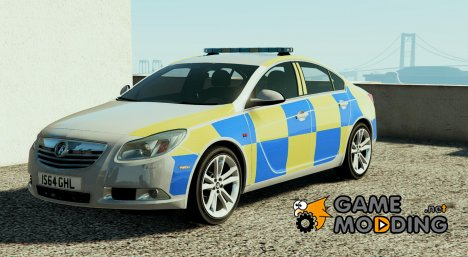 Police Vauxhall Insignia for GTA 5