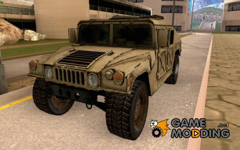 Sand Patriot HD for GTA San Andreas
