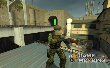 Japan Self Defense Force for Counter-Strike Source