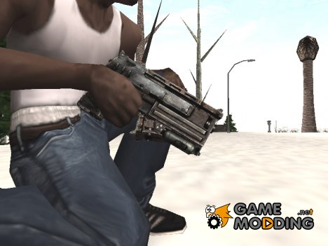 10 mm Pistol Fallout 3 for GTA San Andreas
