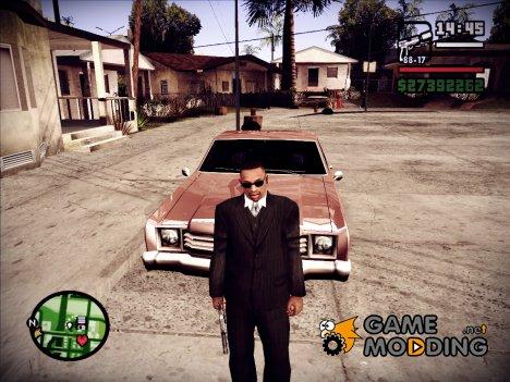 ENB для средних и слабых  ПК для GTA San Andreas