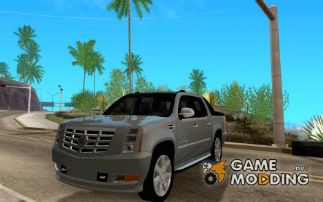 Cadillac Escalade Ext 2007 V1 for GTA San Andreas