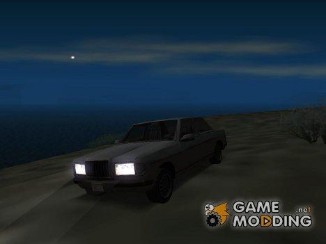 Реалистичное поведение авто v3 для GTA San Andreas