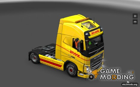 Volvo FH 2012 Tuning for Euro Truck Simulator 2