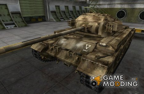 Шкурка для Conqueror для World of Tanks
