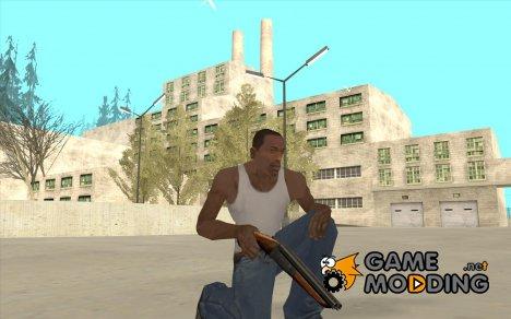 Sawn-off for GTA San Andreas