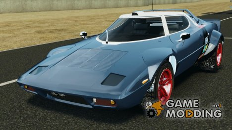 Lancia Stratos for GTA 4