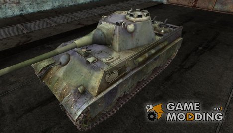 Panther II daven для World of Tanks