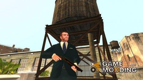 Sawed Off Shotgun for GTA 4