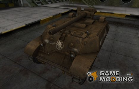 Скин в стиле C&C GDI для T57 для World of Tanks
