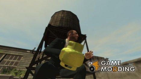 Газовая бомба для GTA 4