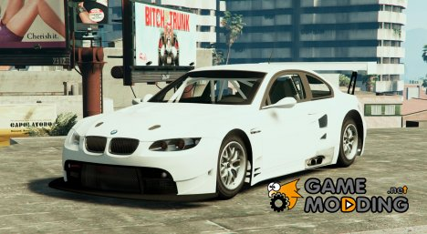 BMW M3 GT2 BETA for GTA 5