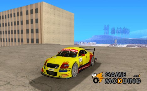Audi TTR DTM for GTA San Andreas