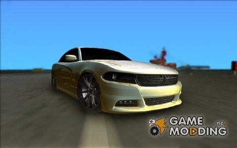 Dodge Charger RT 2015 для GTA Vice City