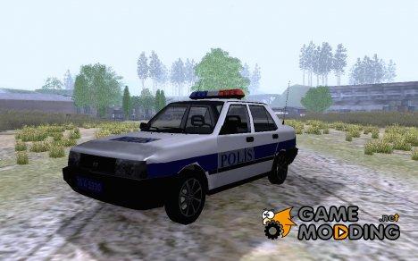 Tofas Sahin Turk Police для GTA San Andreas