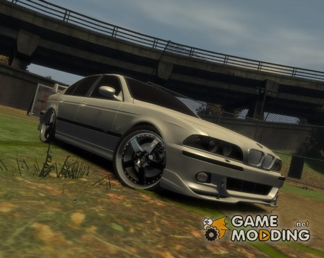 BMW M5 E39 Hamann [Beta] для GTA 4