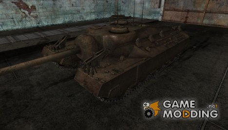 Шкурка для T95 for World of Tanks