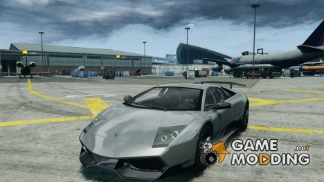 Lamborghini Murcielago VS LP 670 FINAL for GTA 4