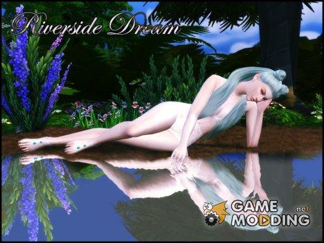 Riverside Dream для Sims 4