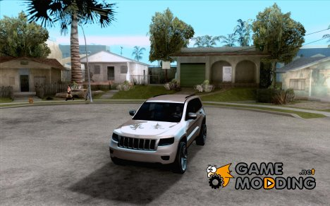 Jeep Grand Cherokee 2012 for GTA San Andreas