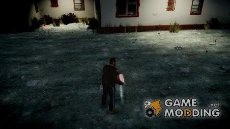 Канистра с бензином для GTA 4