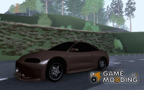 Mitsubishi Eclipse 1998 for GTA San Andreas
