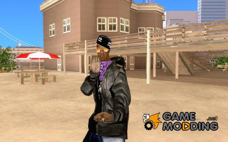 T.I Ballas for GTA San Andreas