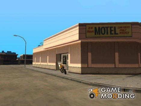 Motel Room v 1.0 for GTA San Andreas