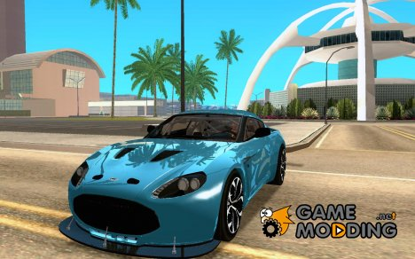 Aston Martin Zagato V12 V1.0 for GTA San Andreas