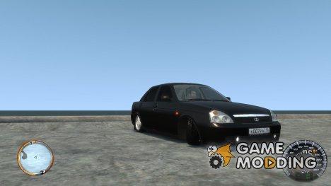 Ваз 2170 for GTA 4