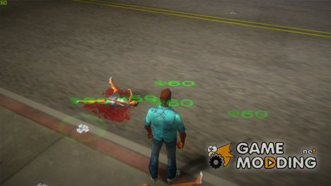 Money Messages для GTA Vice City