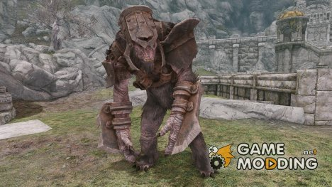 Summon Armored Troll and Co - Mounts and Followers for TES V Skyrim
