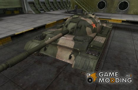 Шкурка для Type 62 для World of Tanks