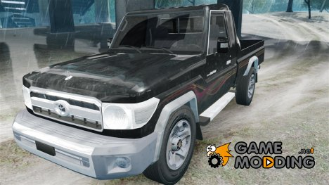 Toyota Land Cruiser Pick-Up 79 2012 v1.0 для GTA 4