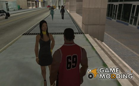 Street Love for GTA San Andreas