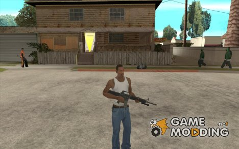 M16 for GTA San Andreas