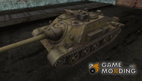Шкурка для СУ 122 54 for World of Tanks