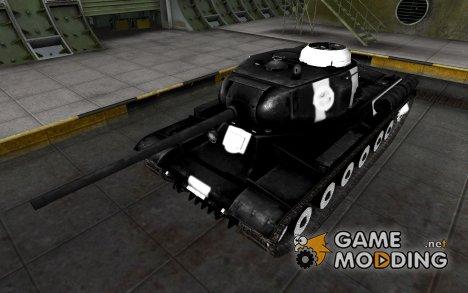 Зоны пробития ИС для World of Tanks