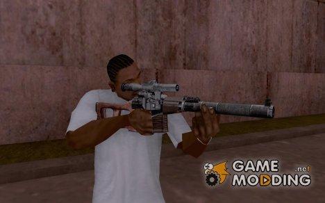 Винторез из S.T.A.L.K.E.R. Зов Припяти для GTA San Andreas