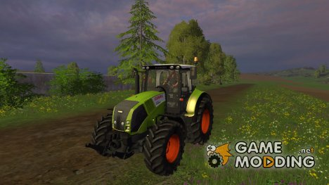 Claas Axion 820 for Farming Simulator 2015