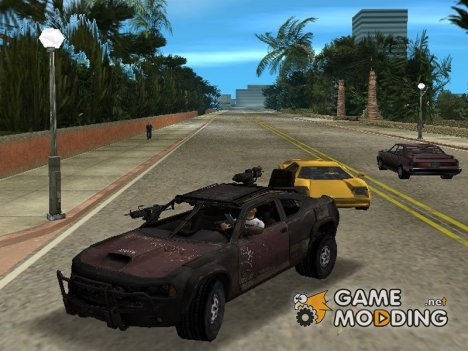 Dodge Charger Apocalypse для GTA Vice City