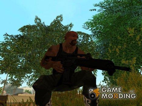 HK G36C for GTA San Andreas