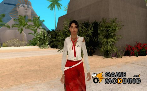 Xian Mei from Dead Island for GTA San Andreas