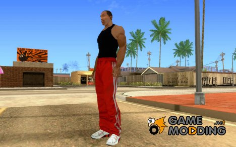 Nike Shox (Sneakers - Shoes - Zapatillas) для GTA San Andreas