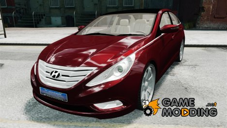 Hyundai Sonata 2011 for GTA 4