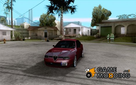 Alfa Romeo 156 Light Tune for GTA San Andreas