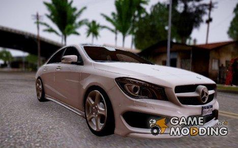 2013 Mercedes-Benz CLA250 for GTA San Andreas