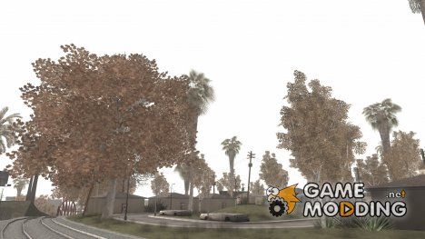 Behind Space Of Realities Lost And Damned (Autumn) для GTA San Andreas